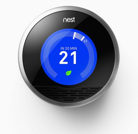 NEST - Nest Learning Thermostat Now Shipping to Canada